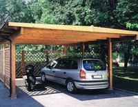 pergole e gazebo legno - bricowood.net - Legno Kit Gazebo Rettangolare