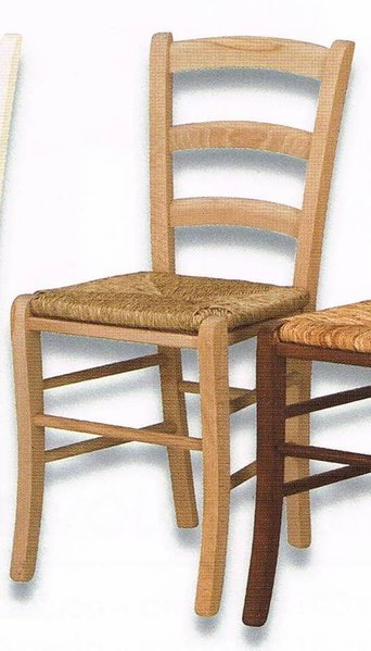 Sedia faggio impagliata bricowood net for Sedia impagliata