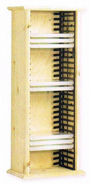 Box porta dvd 30 bricowood net - Porta dvd in legno ...
